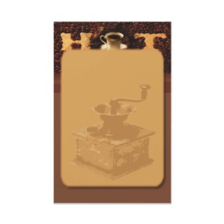 Roasted Coffee Stationery