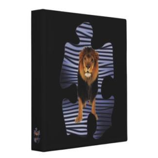 Lion King Binder