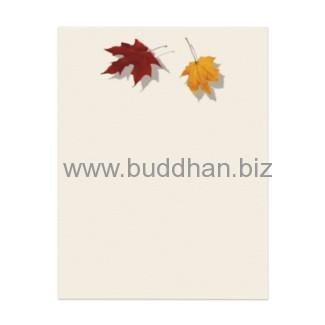 Autumn Letterhead