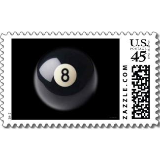 Eight-Ball Postage