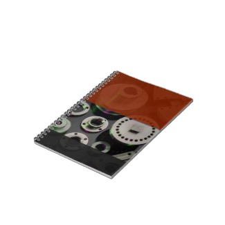 Spare Parts Notebook - Image 1