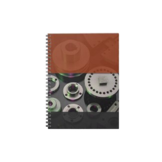 Spare Parts Notebook