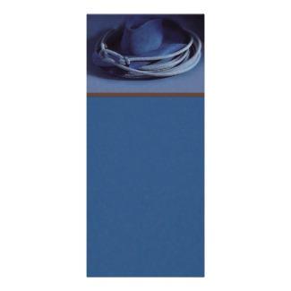 Cowboy Hat Rack Card