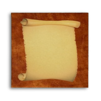 Scroll Envelope