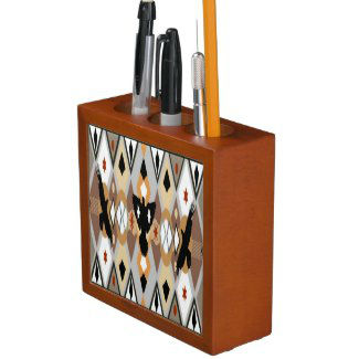native_american_crow_desk_organizer